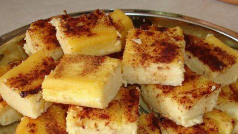 Παραδοσιακή γαλατόπιτα Θεσσαλίας με φύλλο και αλεύρι!