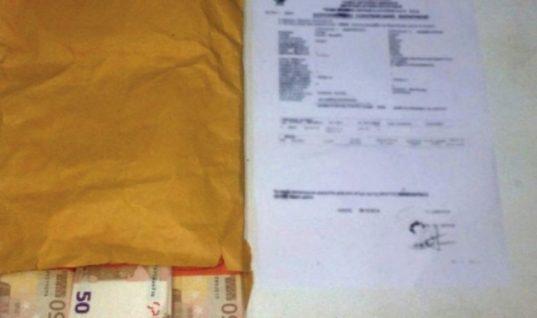 Κω: Δωροδόκησε με 15.000 ευρώ αστυνομικό για να της κρύψει 10 χρόνια από την ταυτότητα!