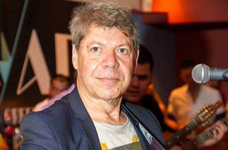 Βαγγέλης Κονιτόπουλος: Σπάνια εμφάνιση με την κατά 28 χρόνια μικρότερη σύζυγό του!