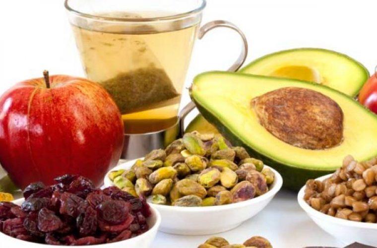 Υγιεινά και πλούσια σε ίνες τρόφιμα που μας χορταίνουν!