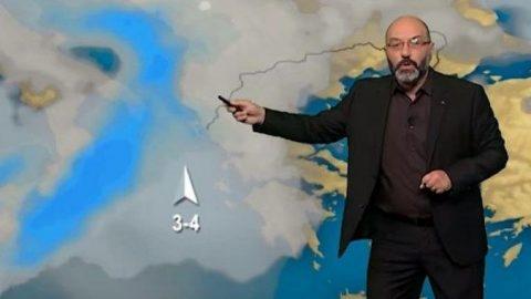 Αρναούτογλου: Η αυστηρή προειδοποίηση και η πρόβλεψη για Καθαρά Δευτέρα (vid+χάρτης)