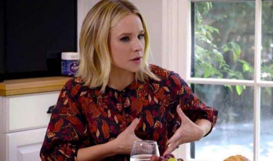 Ηθοποιός αποκάλυψε πως έχει θηλάσει τον άντρα της και εξήγησε το γιατί (Vid)