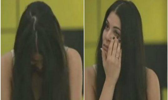 Ξέσπασε σε κλάματα μπροστά στην κάμερα η Μαρία Κορινθίου