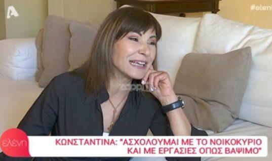 Κωνσταντίνα: Η εκπληκτική ομοιότητα με την 23χρονη κόρη της!