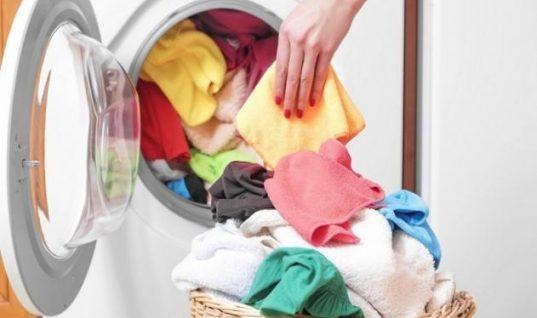 Το συνηθισμένο λάθος που κάνουν οι περισσότεροι όταν βάζουν πλυντήριο