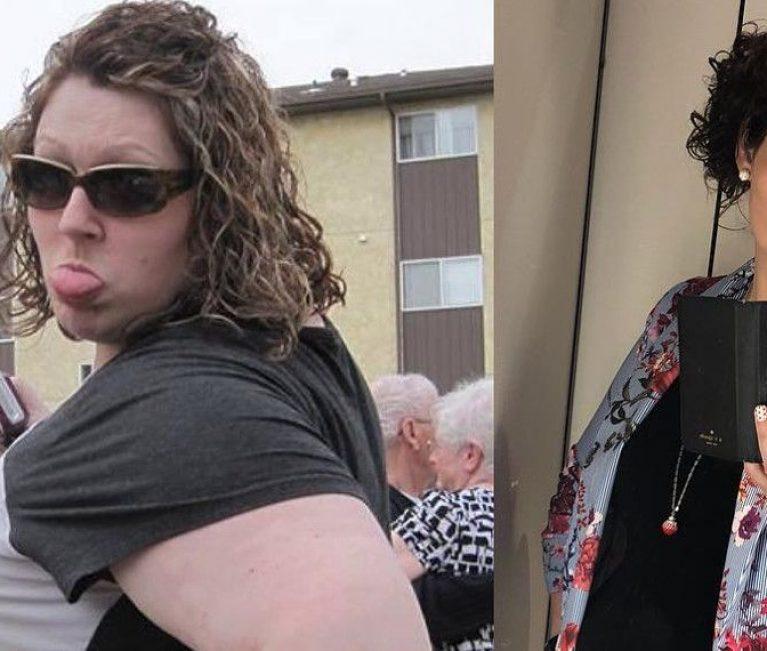 Διατροφολόγος συμβούλευσε αυτή τη γυναίκα να κάνει αυτά τα 3 απλά πράγματα και έχασε 68 κιλά