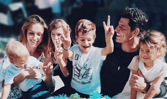 """Τα παιδιά του Σάκη Ρουβά """"τα έσπασαν"""" στην Κέρκυρα!"""