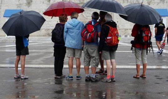 Προσοχή: Έρχεται ραγδαία αλλαγή του καιρού – Πού θα βρέχει την Πρωτομαγιά
