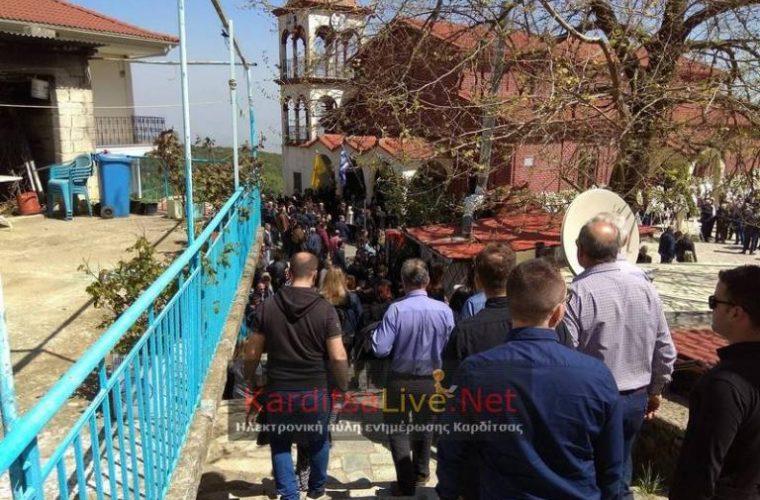 Γιώργος Μπαλταδώρος: Τελευταίο αντίο στον ήρωα Σμηναγό
