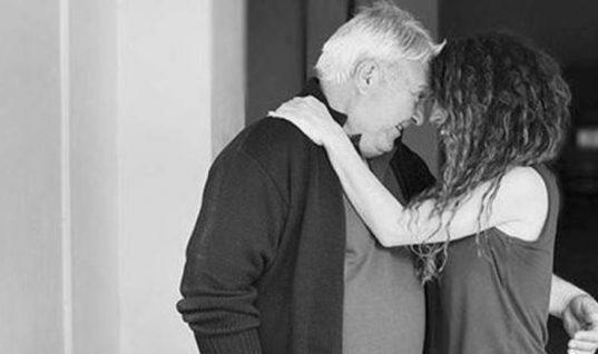 Το τρυφερό μήνυμα της Γιάννας Τερζή στον πατέρα της, Πασχάλη