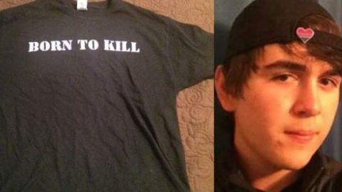 CBS: Ελληνικής καταγωγής ο δράστης του μακελειού στο Τέξας -Ο 17χρονος Δημήτρης Παγουρτζής (εικόνες)