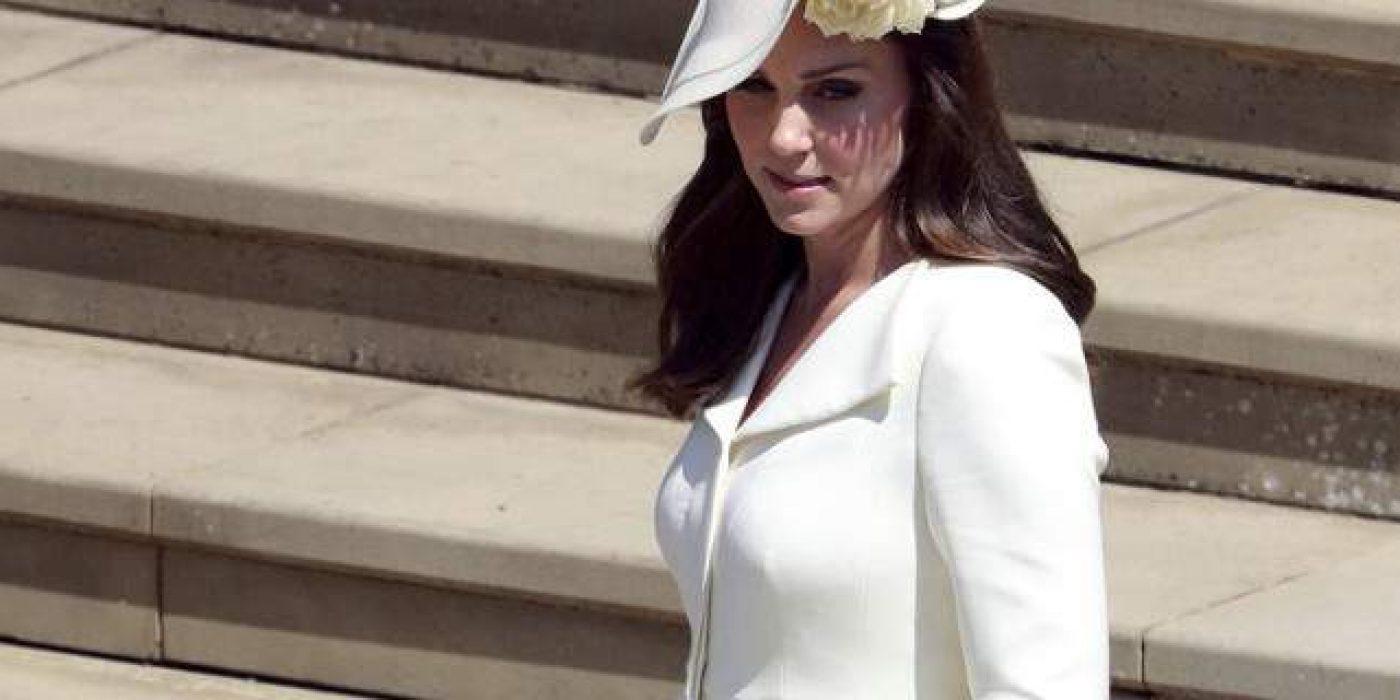 Η Κέιτ Μίντλετον φόρεσε στο γάμο ένα φόρεμα που είχε βάλει ξανά 3 φορές και όλοι απορούν… γιατί (εικόνες)