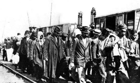 Σαν Σήμερα: Όταν ο Κεμάλ έδινε το σήμα για την Ποντιακή γενοκτονία από την Σαμψούντα