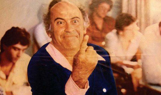 Όταν «κλάψαμε» από τα γέλια: Η κορυφαία σκηνή ever του Θανάση Βέγγου! (Vid)
