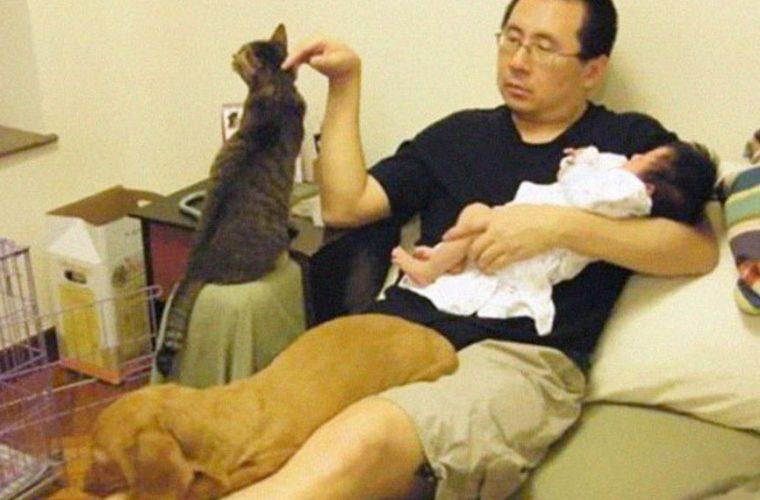 Πατέρας και κόρη βγάζουν την ίδια φωτογραφία για 10 χρόνια -Ολα μένουν ίδια εκτός από ένα πράγμα