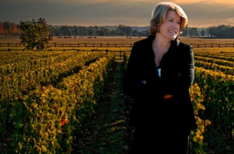 Κορίνα Μεντζελοπούλου. H δισεκατομμυριούχος, ισχυρή γυναίκα του κρασιού είναι από την Αχαΐα