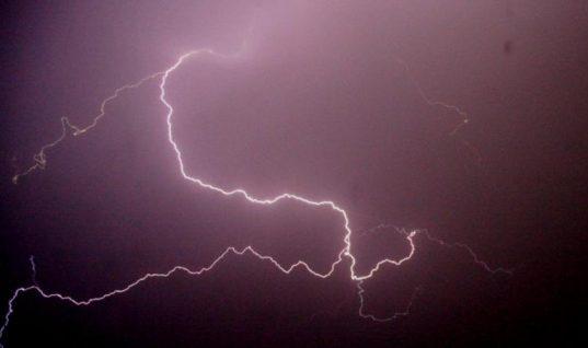 Έκτακτο δελτίο καιρού! Καταιγίδες και χαλάζι – Ο καιρός τις επόμενες ημέρες