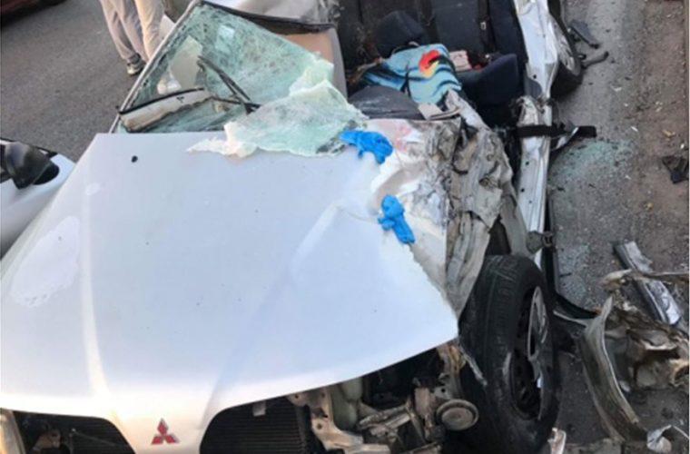 Κηφισός: Μεθυσμένος οδηγός νταλίκας συγκρούστηκε με δύο αυτοκίνητα- Δύο νεκροί