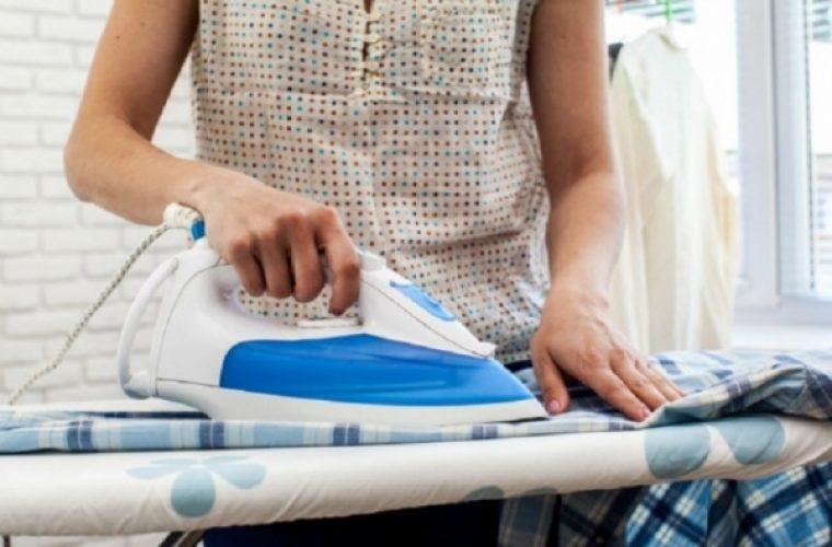 Το βασικό λάθος που κάνει πιο χρονοβόρο το σιδέρωμα!