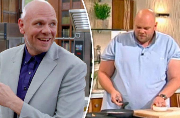 Διάσημος σεφ αποκαλύπτει τα τρία απλά πράγματα που τον βοήθησαν να χάσει 76 κιλά!