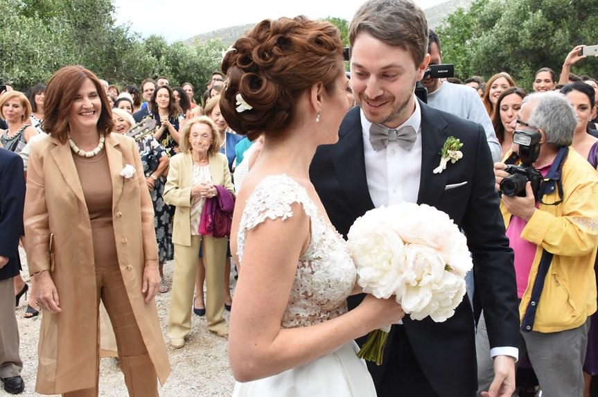 Παντρεύτηκε ο γιος της Έλλης Στάη! (εικόνες)