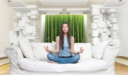 Οκτώ τρόποι να δώσετε στο σπίτι σας περισσότερη θετική ενέργεια