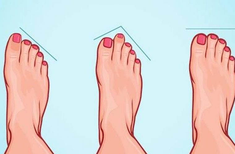 Τι μαρτυρούν τα δάχτυλα και το σχήμα του ποδιού σου για τον χαρακτήρα σου