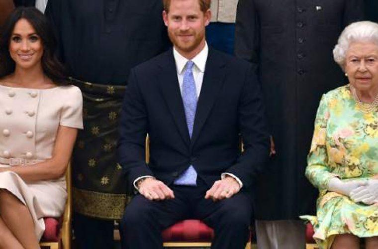 Η κίνηση ασέβειας της Μέγκαν Μαρκλ στη βασίλισσα Ελισάβετ -Κράζουν τα βρετανικά ΜΜΕ (εικόνες)