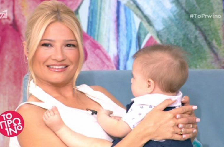 Το μωρό που ξετρέλανε τη Φαίη Σκορδά και η πρόβλεψη της Λίτσας Πατέρα που… αποδέχτηκε!