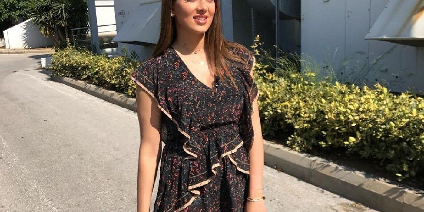 Φούσκωμα στην κοιλιά: Η Σταματίνα Τσιμτσιλή βρήκε τη λύση!