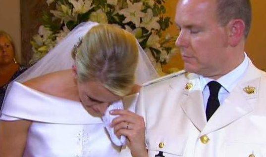 Αλβέρτος -Τα δάκρυα απελπισίας της Σαρλέν στο γάμο τους και οι 3 απόπειρες απόδρασης από το Μονακό (εικόνες)