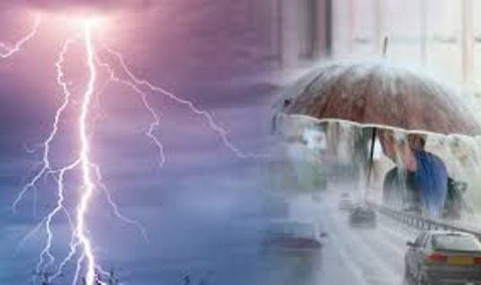 Έκτακτο δελτίο επιδείνωσης καιρού: Έρχονται καταιγίδες και χαλαζοπτώσεις!