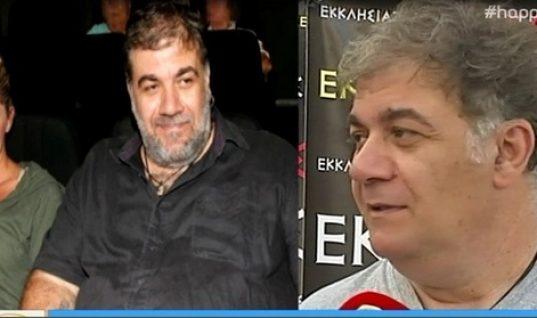 Δημήτρης Σταρόβας: Δεν θα πιστεύετε πόσα κιλά έχει πάρει η σύντροφός του όσο διάστημα είναι μαζί