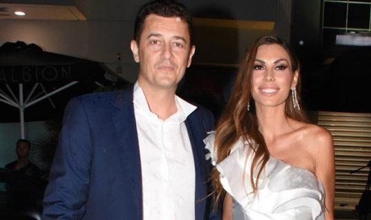 Ιωάννα Μπούκη-Αντώνης Σρόιτερ: Δείτε την μπομπονιέρα του γάμου τους!