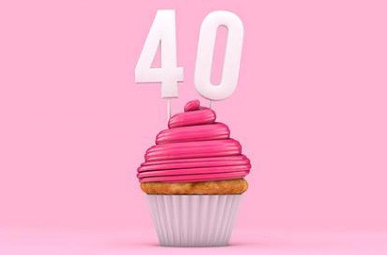 20 + 1 λόγοι να 'σαι χαρούμενη που πάτησες τα 40!