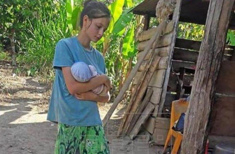 Ισπανίδα που τη θεωρούσαν νεκρή βρέθηκε με βρέφος σε ζούγκλα του Περού, δέσμια ενός «γκουρού» που τη βίαζε