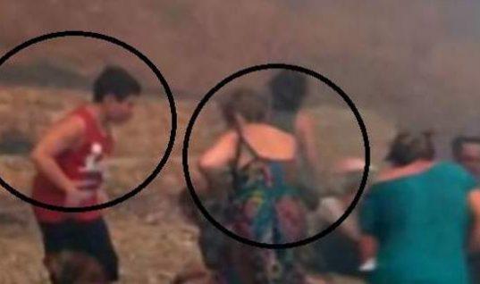 Νέο θρίλερ στο Μάτι: Ο πατέρας 13χρονου αγνοούμενου τον εντόπισε σε φωτό από την παραλία (εικόνες)