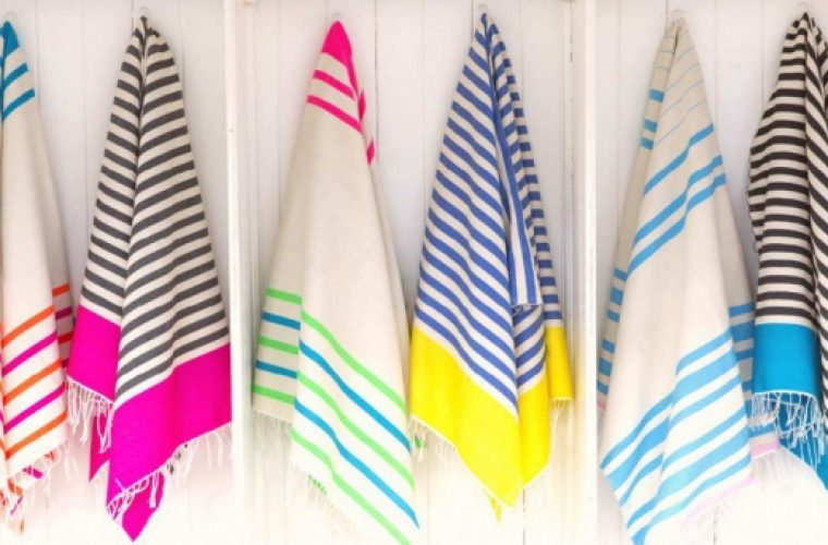 Πώς πρέπει να πλένουμε τις πετσέτες θαλάσσης