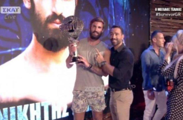 Τι τηλεθέαση έκανε ο τελικός του Survivor; Πόσο είχε κάνει πέρυσι;