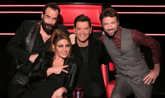 Ποιος από τους 4 επιτυχημένους κριτές του «The Voice» αποχωρεί από το παιχνίδι;