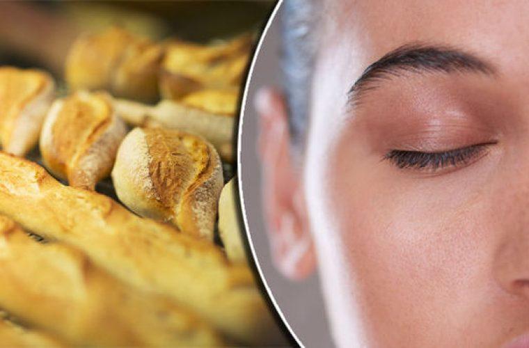 Τροφικές δυσανεξίες: ΑΥΤΟ το σημάδι στο πρόσωπο ίσως δείχνει πρόβλημα με αυτά που τρώτε