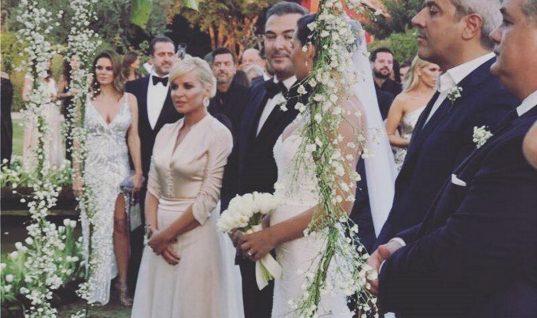 Αντώνης Ρέμος – Υβόννη Μπόσνιακ: Τα δρακόντεια μέτρα ασφαλείας και οι λαμπεροί καλεσμένοι στο γάμο τους! (εικόνες)