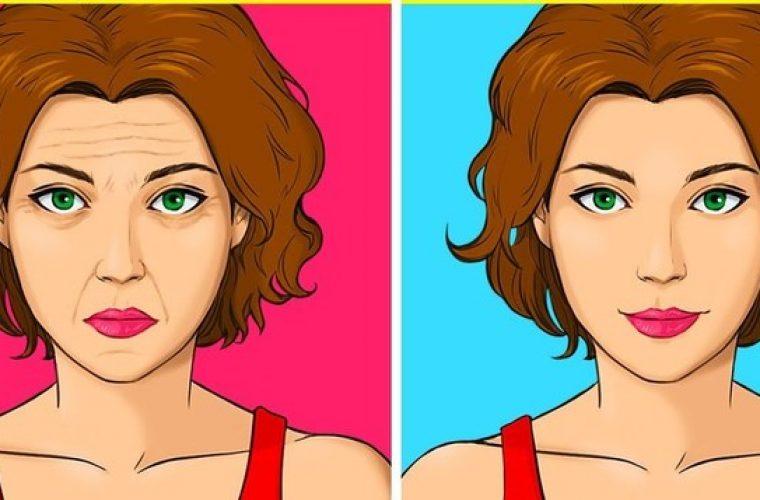 Αν κάνεις αυτό κάθε πρωί στο πρόσωπό σου, θα διώξεις 10 χρόνια σε έναν μήνα!