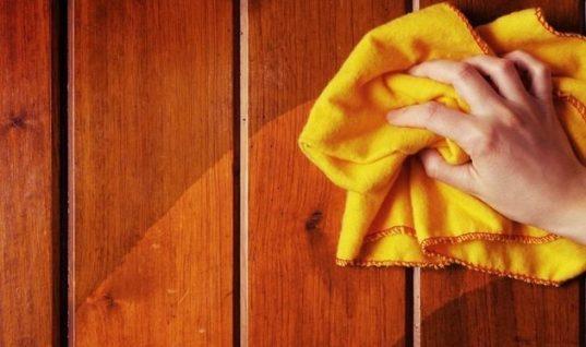 Εσείς ξέρατε γιατί τα ξεσκονόπανα είναι συνήθως κίτρινα;