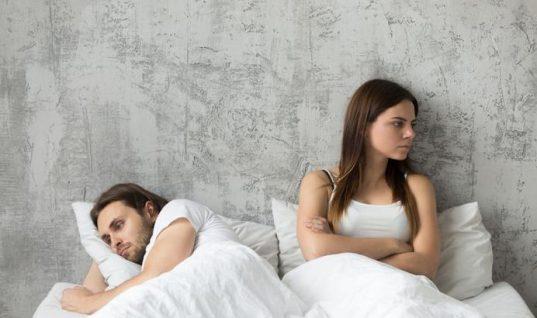 Από τι κινδυνεύουν όσοι δεν κάνουν συχνά σεξ