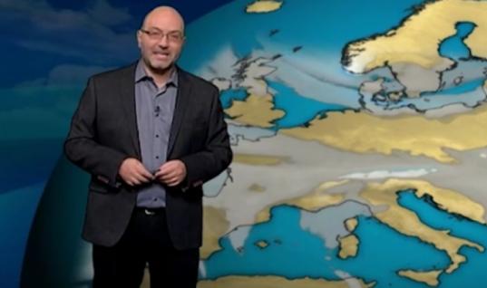 Αρναούτογλου: Έρχεται ανατροπή της καλοκαιρίας με κρύο, ακόμα και χιονοπτώσεις