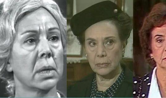 «Έφυγε» η ηθοποιός Μαρία Ζαφειράκη