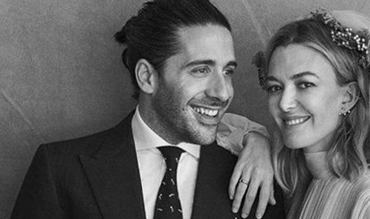 Παντρεύτηκε η κόρη του Mr Zara -Καλεσμένη στον γάμο-υπερπαραγωγή και η Αθηνά Ωνάση (εικόνες)