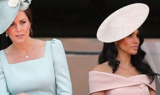 Μέγκαν και Κέιτ: Ο «ψυχρός πόλεμος» των συννυφάδων η αιτία που φεύγουν από το παλάτι οι νεόνυμφοι