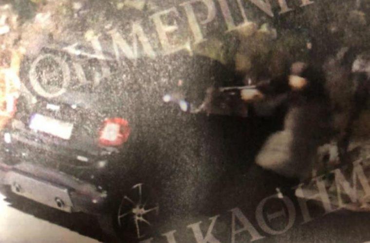 Βίντεο-σοκ της «Καθημερινής»: Καρέ-καρέ η δολοφονία του Γ. Μακρή στη Βούλα
